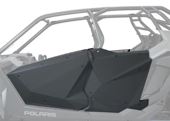4-Seat aluminum doors