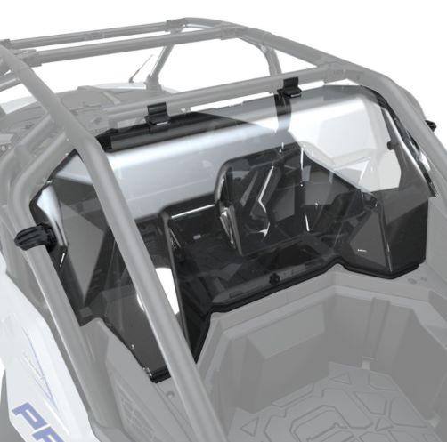4-seat rear panel