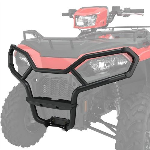 Front trail brushguard