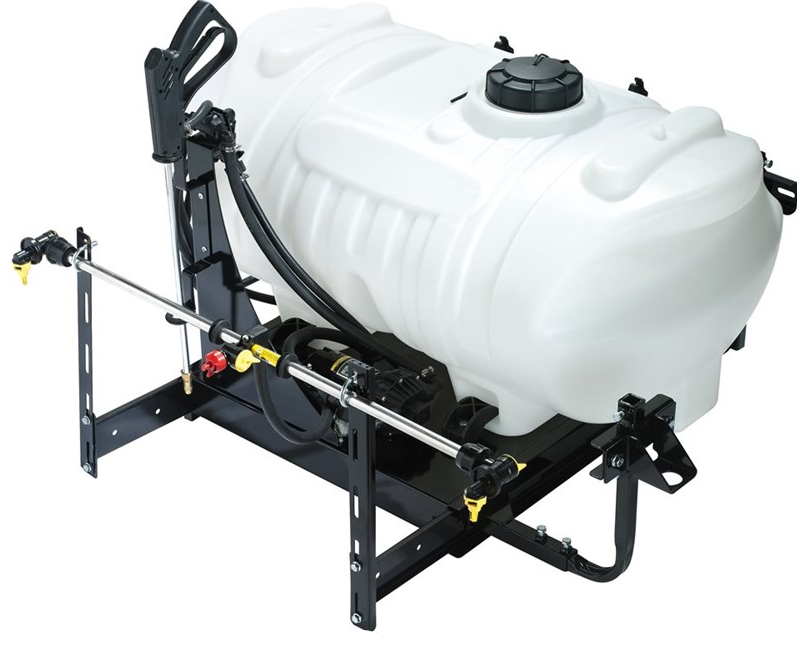 60-gallon sprayer