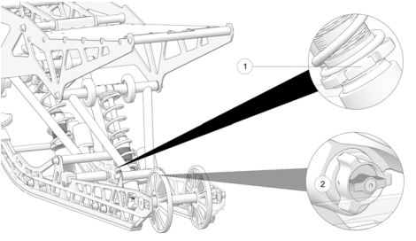 Velocity shocks diagram