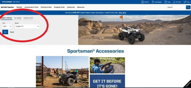 ATV accessory fitment tool