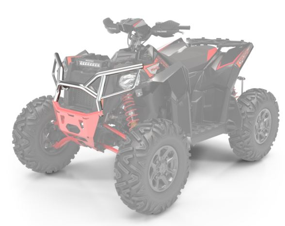 Ultimate Sport Series Front Brushguard