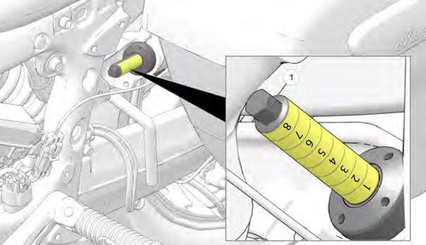 Challenger shock adjustment