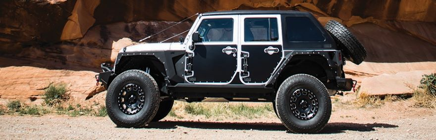 4 wheel parts Jeep® accessories