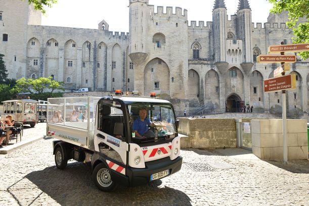 Goupil utility vehicle