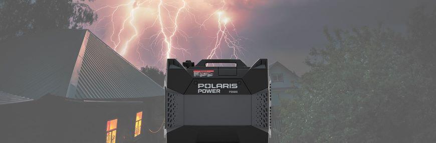 Polaris Power generator