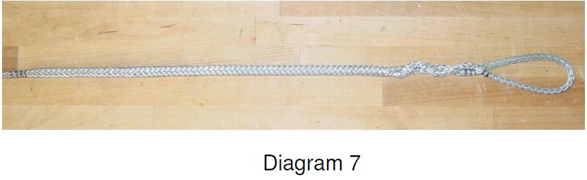 Winch Rope Diagram 7
