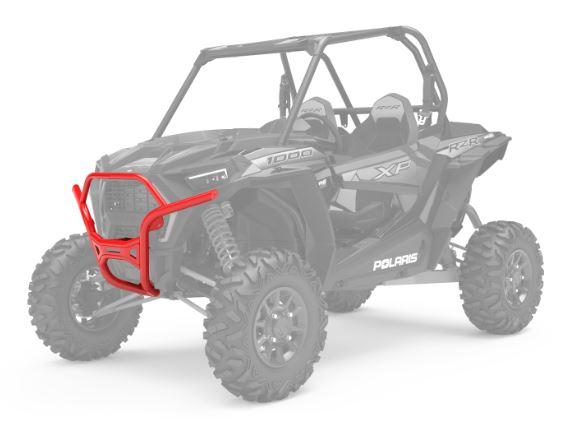 Front desert bumper