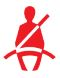 Seat Belt indicator