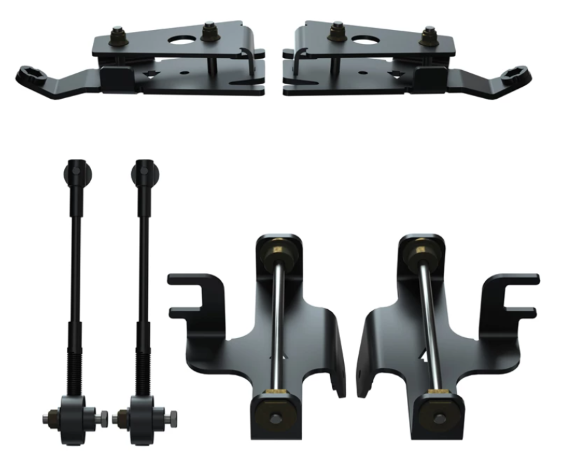 General XP track mount