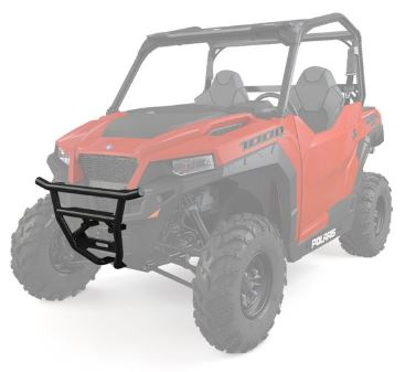 Low profile front bumper