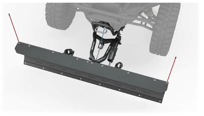 Glacier Pro HD hydraulic system