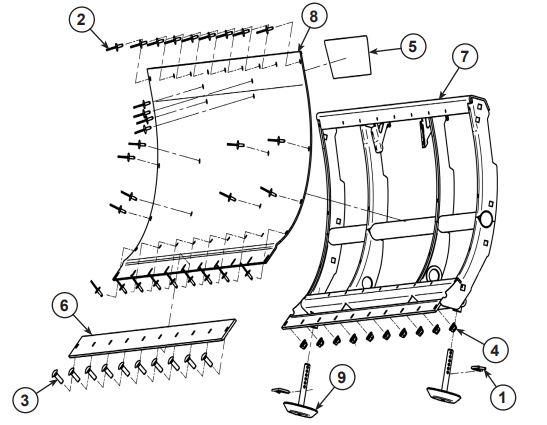 Plow System Parts For Your Ranger Polaris Ranger