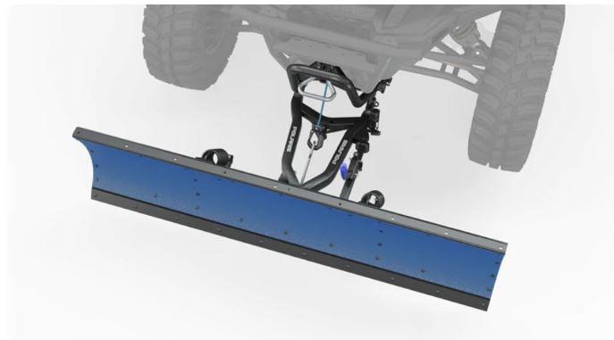 Glacier Pro HD plow system