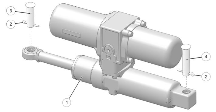 hydraulic plow angle diagram