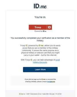 I D dot me email