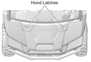 hood latches