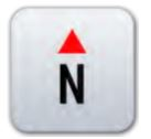 North Up icon