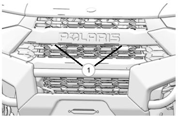 Grille tabs