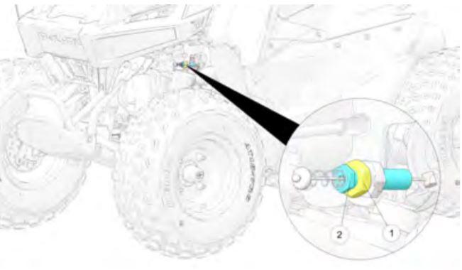 Speed control system diagram