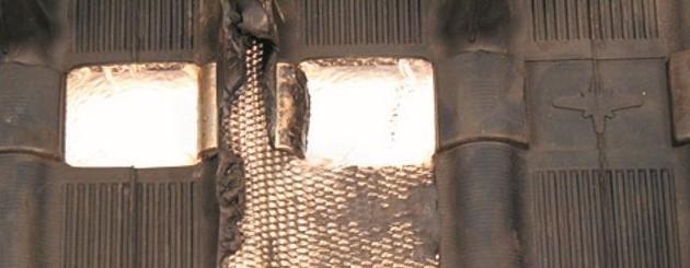 Overheat damage