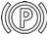 Parking brake icon