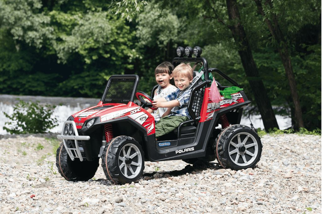 Peg Perego RZR vehicle