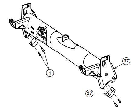 Plow Pivot Kit