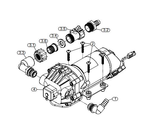 Pump Sub-Assembly