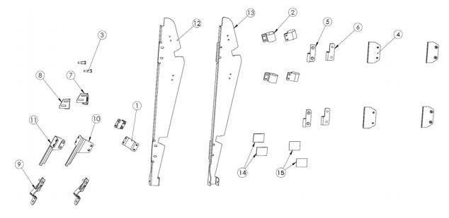 Door diagram