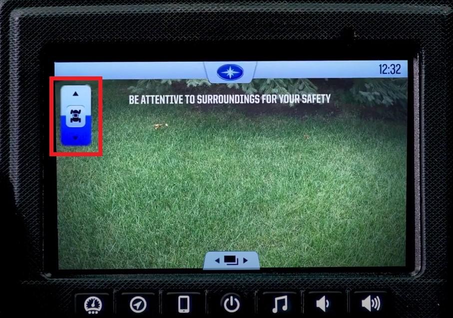 Ride Command camera