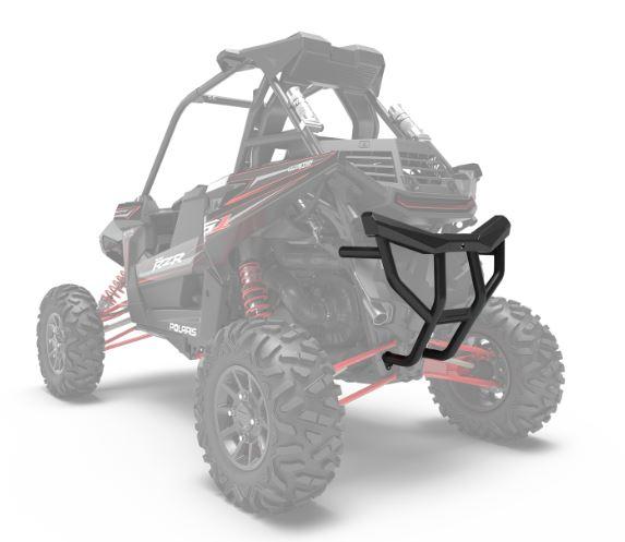 R S 1 rear extreme duty bumper