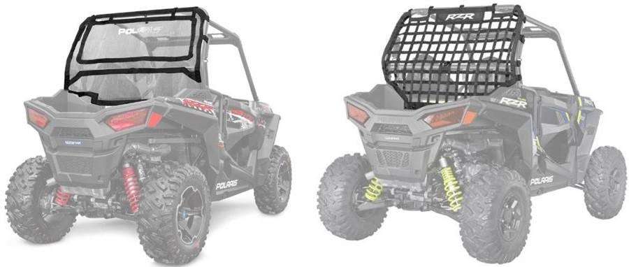 Rear Panel kits