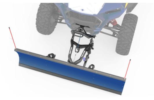 Glacier HD plow system