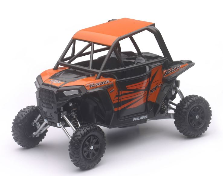 Orange toy RZR XP 1000
