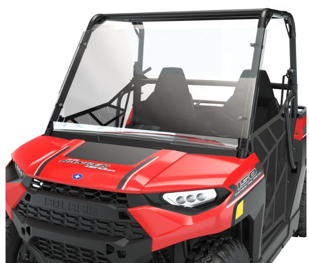 Ranger 150 windshield