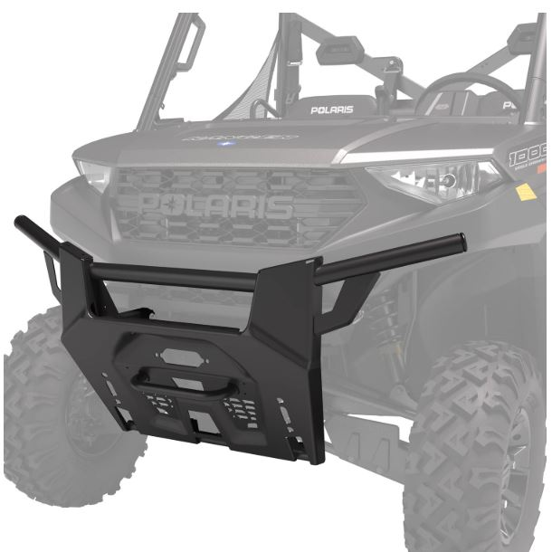 Polaris New OEM Upper Front Bumper 2882531