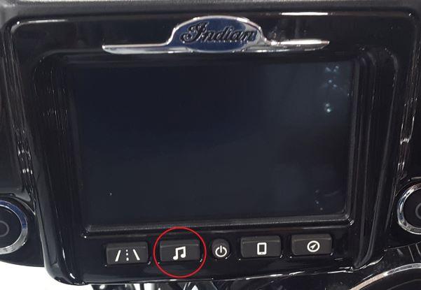 Ride Command console