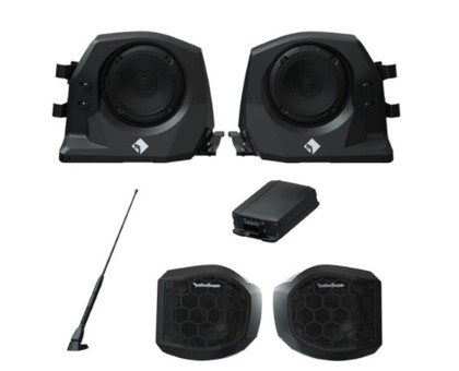 Stage 2 Ride Command Audio Kit