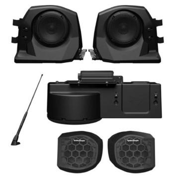 Rockford Fosgate stage 4 audio kit