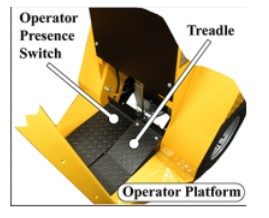 operator presence switch
