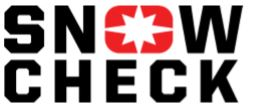 Snow check logo