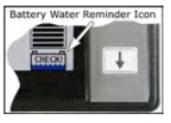 battery watering reminder
