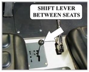 shift lever