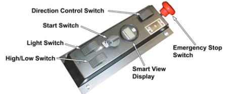 TT-316 DC controls