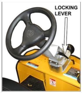 locking lever