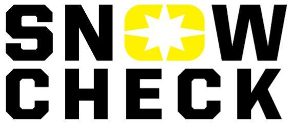 Snow Check logo