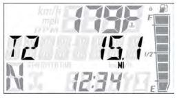 Trip meter