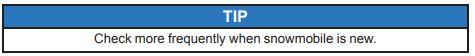 Track tip